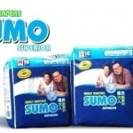 Product Code - 2124   Description - ADULT DIAPERS SUMO  (L)   Packing - 10's X 6