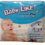 Product Code - 2113  Description - Baby Like E/PLUS- Conv (S) 26's  Packing - 26's x 12 bags