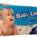 Product Code 2109 Description - Baby Like E/PLUS- TRAVEL (S) 8'sPacking - 8's x 36 bags