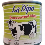 Product Code - 3113 Description - LA DIPO EVAPORATED MILK  Packing -  48 x 170g