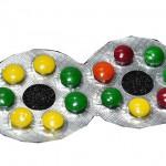 Product Code - 7105 Description - LA CHOCO : Eyeglass Candy   Packing - 8g x 40pcs x 20box