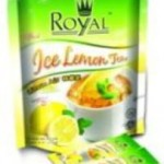 Product Code - 1525 Description - ROYAL INSTANT DRINKS : Ice Lemon Tea   Packing - 20g x15sachets x 24pchs