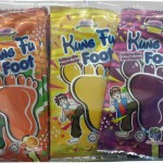 Product Code - 7109 Description - CANDY :  KUNG FU FOOT LOLLIPOP  Packing - 30pcs X 24pkts