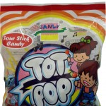 Product Code - 7106 Description - CANDY :  TOTPOP LOLIPOP  Packing - 60pcs X 20pkts